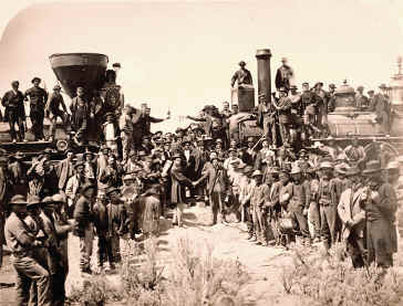 a history of the creation of the transcontinental railroad in the united states Get an answer for 'how did the railroad expansion affect the united states was essentially was the creation of the transcontinental railroad.